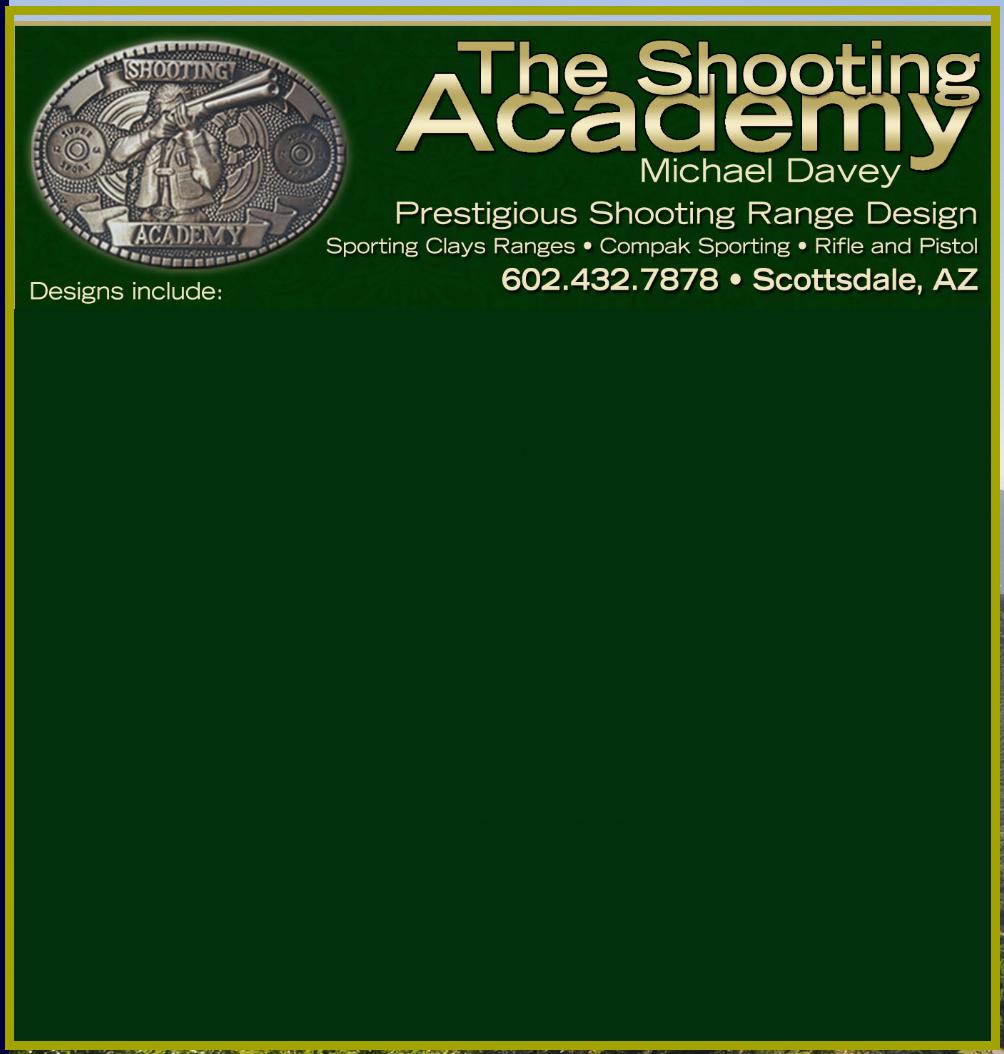 Sporting clays design bing images for Indoor shooting range design uk