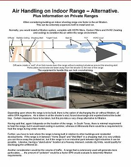 Outdoor Shooting Range Design Plans http://shooting-academy.com/Range%20Plans.html