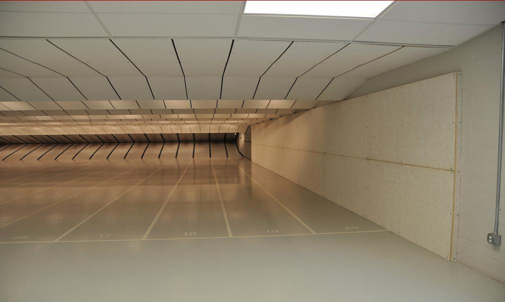 Home Indoor Shooting Range Plans Homemade Ftempo
